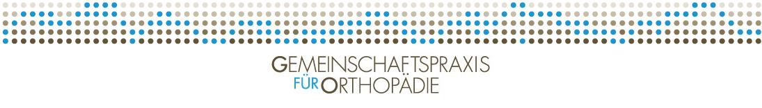 Gemeinschaftspraxis für Orthopädie – Orthopäde Bogenhausen Logo